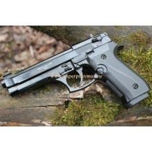 Охолощенный пистоль Беретта со 02 fs из мотор режимом стрельбы,холостым патроном 00тк. Возможна отправка наложенным платежом.